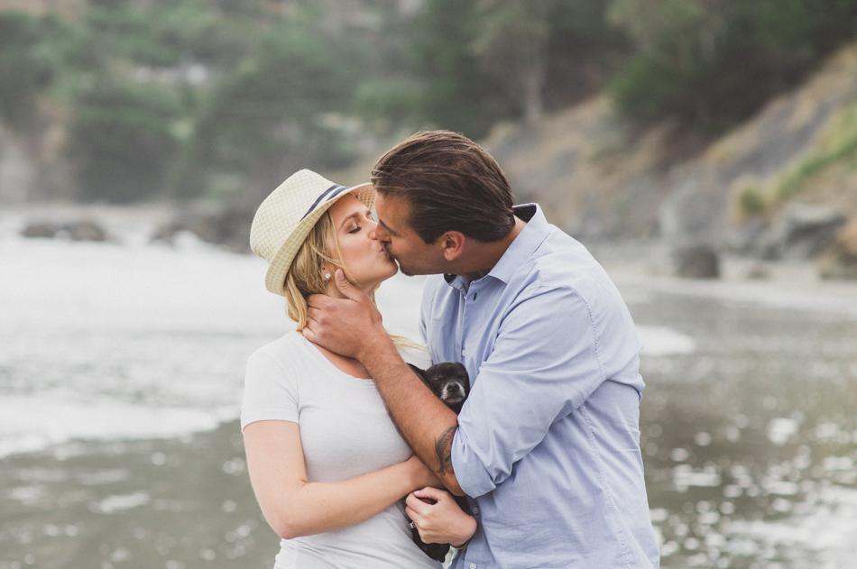 Hailey+Derek_Engagement_LetlovePhotography_MuirBeach-1